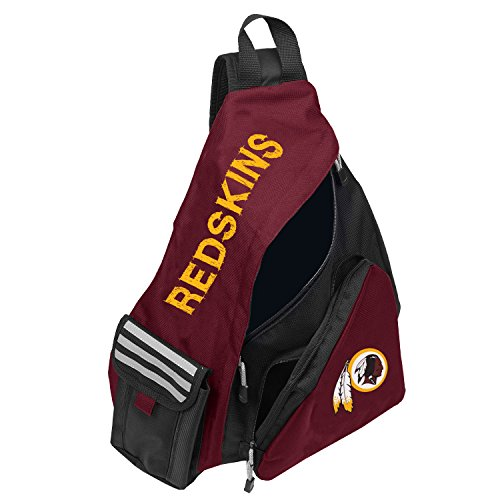 The Northwest Company Officially Licensed NFL Washington Redskins Leadoff Slingbag by The Northwest Company