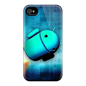 For Case Samsung Galaxy S5 Cover Cases Bumper Covers For Space Droid 1 Accessories