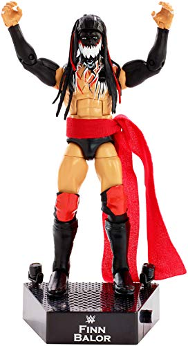 WWE Entrance Greats Finn Balor Action Figure (Top 10 Greatest Wrestling Matches Of All Time)