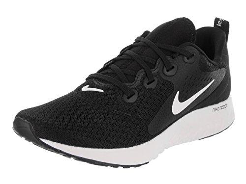 React Nike Legend Femmes Chaussures Blanc Noir Pour Course De wrICqr
