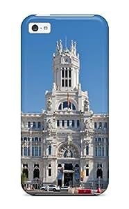 Excellent Design Madrid City Case Cover For Iphone 5c