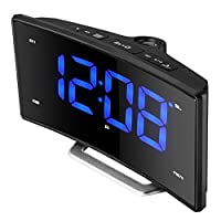 Projection Clock, Pictek FM Projection A...