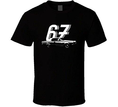 1967 Dodge Dart GTS Hardtop 6 3 V8 383 Vintage Car Year Fan T Shirt 2XL - Dart Gts Dodge