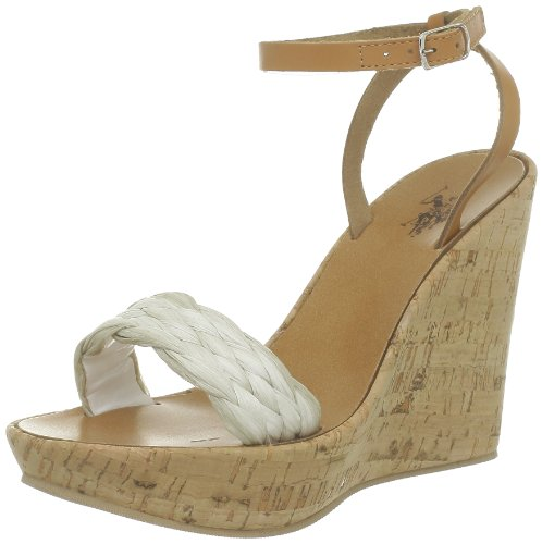Pour Women's Femmes Uspolo Marron cuo Assn Sandales ice Marron Glace cuo Assn Sandals Delicia Uspolo Delicia wPIx1RqI