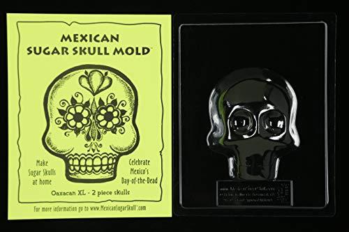 Sugar Skull Mold - Oaxacan X-Large -