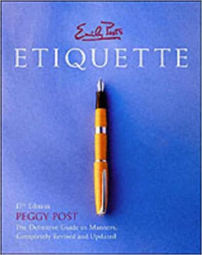 Emily Posts Etiquette Thumb Indexed