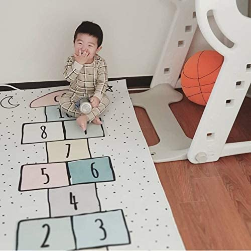 Soft Children Carpet Non Slip Indoor Cartoon Rug for Playroom vmree Kid Rug for Bedroom Nursery and Dormitory Multicolored Koala Boys and Girls Area Rug Classroom