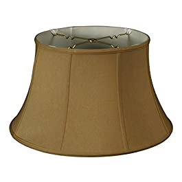 Royal Designs Shallow Drum Bell Billiotte Wall Lam...