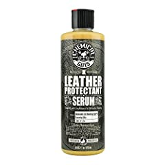 Chemical Guys Leather Serum is a dry-to-the-touch leather coating that maintains and protects the original appearance of your leather. Formulated to protect the original look and feel of your leather surfaces, Leather Serum utilizes the lates...