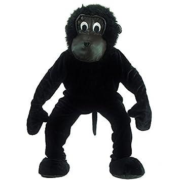 Carnival Toys 25905 - traje de gorila de Hombre, la cabeza y los ...