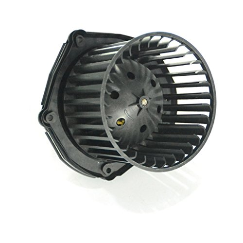 SHOWSEN 1pc New Front HVAC AC Heater Blower Motor With Wheel Fan Cage Fit 1997-1999 Chevrolet/GMC C1500/C2500/C3500 K1500/K2500/K3500 Suburban Tahoe Yukon 2000 (Gmc C1500 Hvac Blower)