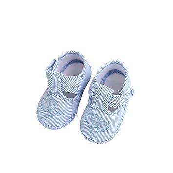 39d7281323a42 Amazon.com: Baby Shoes,Newborn Boys Girls Soft Sole Crib Toddler ...