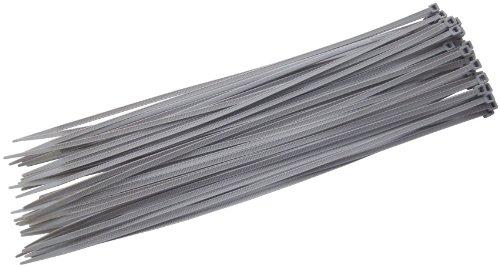 zip ties silver - 2