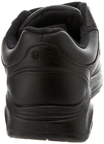 New Balance Herren Walking Sneaker MW812 Schwarz-Haken / Schleife