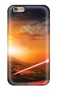 RctncsZ10896BqzOu Case Cover Star Wars Iphone 6 Protective Case(3D PC Soft Case)