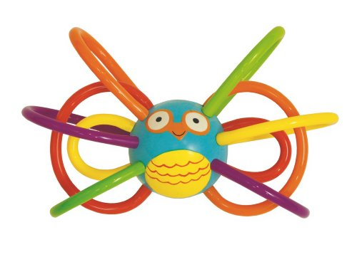 manhattan-toy-zoo-winkel-owl-rattle-and-sensory-teether