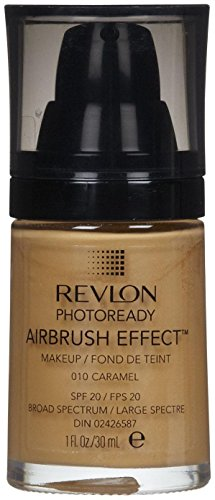 Revlon PhotoReady Airbrush Effect Makeup, Caramel