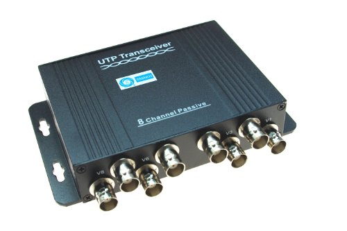 SMAKN 8 Channel Passive Video Transceiver UTP Video Balun (1 pcs)