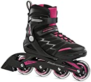 Rollerblade Inline Bladerunner Advantage Pro XT Women's Adult Fitness Skate Black Pink Sk