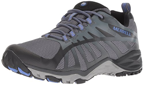 Merrell Women's Siren Edge Q2 Waterproof Sneaker, Black, 8 M US ()