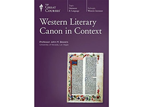 Western Literary Canon in Context ()