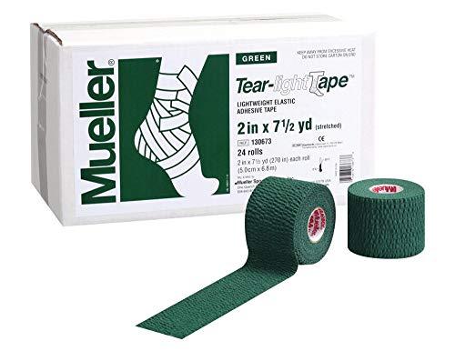 Mueller Tear-light Tape Green 2 in X 7.5 Yd 24ct by Mueller (Image #8)