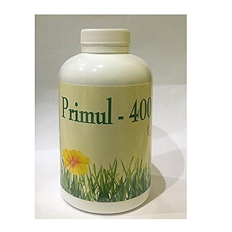 Perlas aceite onagra PRIMUL 400 perlas