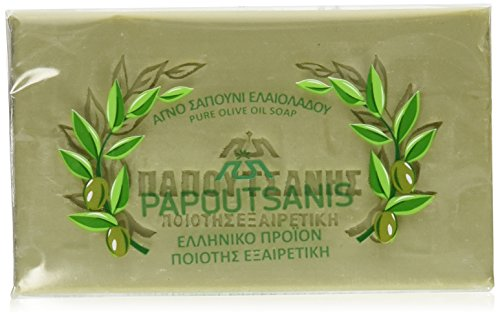 (Olive Oil Soap, Papoutsanis, CASE (6 x)