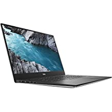 """Dell XPS 15 9570 15.6"""" Touchscreen InfinityEdge 4K Ultra HD Laptop - 8th Gen Intel Core i7-8750H Processor up to 4.10 GHz, 32GB Memory, 1TB SSD, 4GB NVIDIA GeForce GTX 1050 Ti, Windows 10 Home, Silver"""
