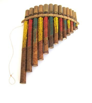 Panflute Pan Flute, Panpipes Percussion Woodwind Instrument...
