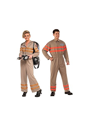 Wonder Clothing Ghostbusters Couples (Ghostbusters Costume Couple)