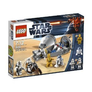 Escape TM 9490 Lego Star Wars droids [ parallel import goods ]