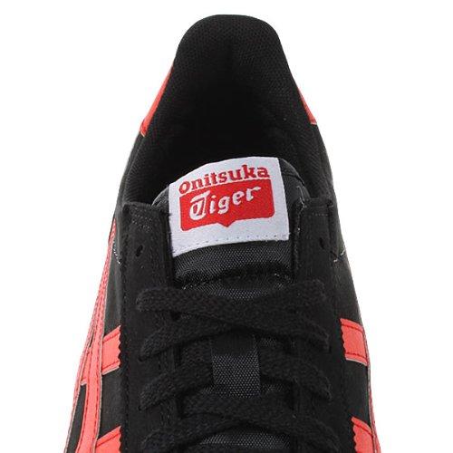 Onitsuka Nero Tiger fiery Sneaker Black Corsair wX1Xxq0r