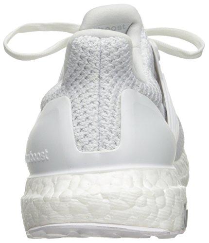 Zapatillas De Running Adidas Performance Ultraboost J Blancas / Blancas / Blancas