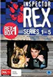 Inspector Rex (Series 1-5) - 21-DVD Box Set (Barking Box) ( Kommissar Rex ) ( Rex: A Cop's Best Friend - Series One thru Five ) [ NON-USA FORMAT, PAL, Reg.4 Import - Australia ]
