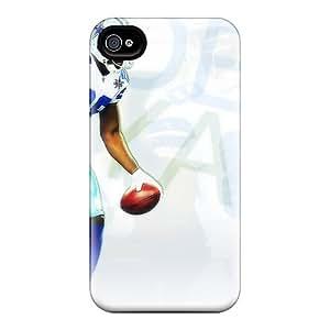 Awesome RYwgwfl8409RLQXI Richavans Defender Tpu Hard Case Cover For Iphone 4/4s- Dez Bryant Dallas Cowboy Nfl Player