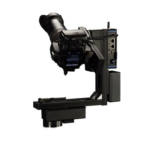 Clauss RODEON piXpert 360 Gigapixel Panoramic Head, 15.43 lbs Capacity, 500mm Focal Length, WLAN (802.11b/g/n), LAN (RJ-45), SD Card by Clauss