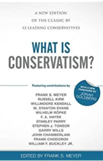 Conservative magazine with feature essays?
