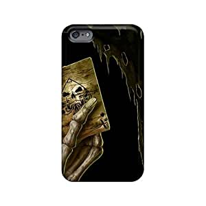 Anti-Scratch Hard Phone Cases For Iphone 6plus With Custom High-definition Madagascar 3 Skin InesWeldon