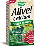 Cheap Alive Calcium 120 Count, 2 Pack
