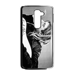 Smoke Man Hot Seller Stylish Hard Case For LG G2