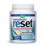 Nature's Way Metabolic ReSet, Vanilla, 630g