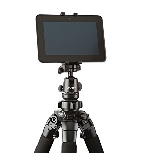 Aloha Gorilla - GripTight Mount for Small Tablets From JOBY - Attach Your Small Tablet to Any Tripod or Mount Using a ¼