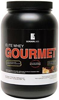 Proteína concentrado de suero- Elite Whey Gourmet - Sabor ...