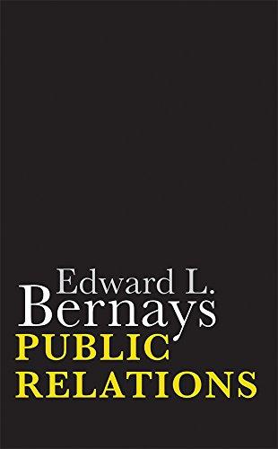 Public Relations [Edward L. Bernays] (Tapa Blanda)