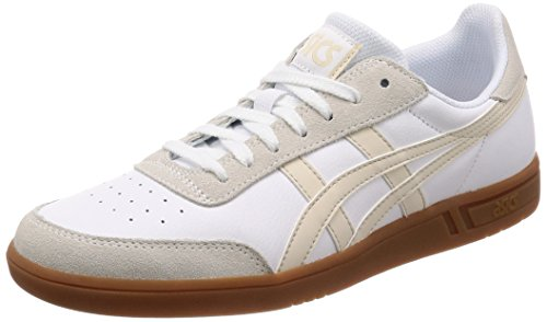 Birch Asics White TRS Trainers Vickka Birch White gpqFgYS
