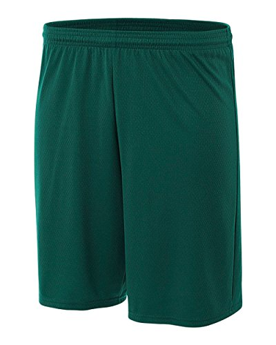 A4 9 Power Mesh Shorts