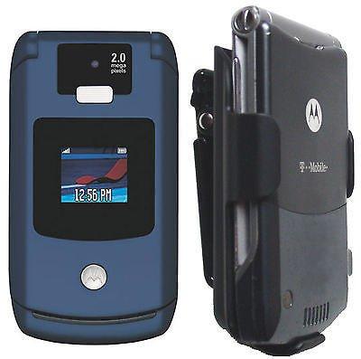 Motorola Razor Razr Holster V3 V3c V3M V3I V3R V3T V3X Case Belt clip cell phone ()