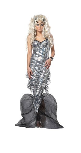 Mystic Mermaid Adult Costume Size Small