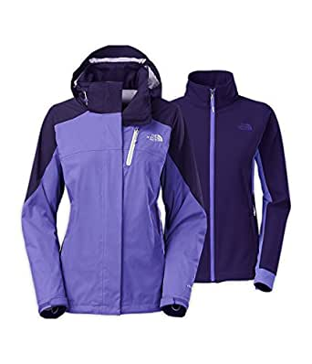 The North Face Women's Condor Triclimate Jacket Starry Purple/Garnet Purple X-Small